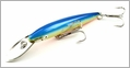 Leviathan WD Saltwater Wooden Minnow Diver Lure