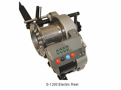 Lindgren-Pitman S-1200 Commercial Electric Reel