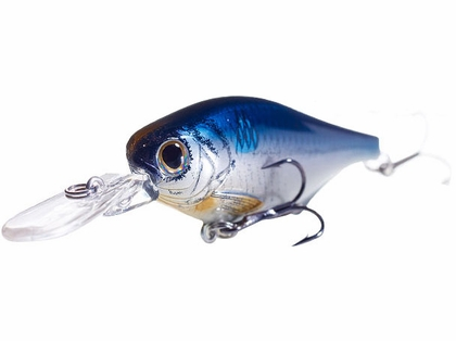 LIVETARGET Lures Gizzard Shad Crankbait GZC70M 2.75in