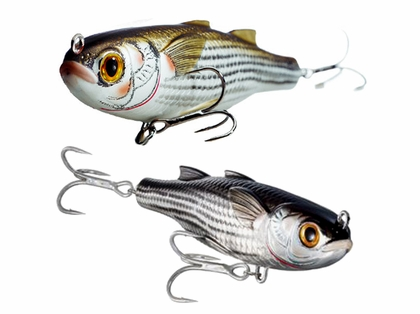 LIVETARGET MUT90FT Mullet Twitchbait Lure