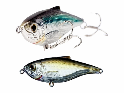 LIVETARGET SST75S Scaled Sardine Twitchbait Lure