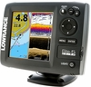 Lowrance Elite-5 CHIRP Base Fishfinder/Chartplotter Combos