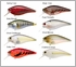 Lucky Craft Fat CB B.D.S. Crank Bait Lures