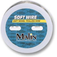 Malin M60-300 Soft Monel Trolling Wire