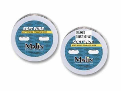 Malin Soft Monel Trolling Wire