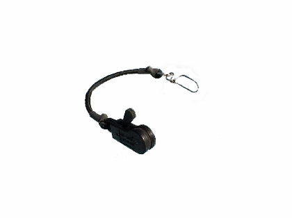 Marine & Outdoor Products HL HAL-LOCK Outrigger Pulley