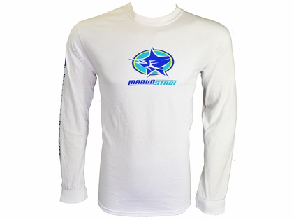 Marlinstar Billfish Report Long Sleeve T-Shirt