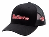 Marlinstar MS Logo Flexfit Mesh Back Hat