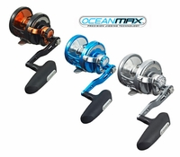 Maxel Ocean Max Single Speed Lever Drag Jigging Reels