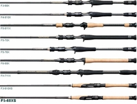 Megabass Destroyer Phase 3 F5-68XS Onikirimaru Bass Spinning Rod