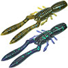 Megabass Hon-Jikomi Bottle Shrimp 5in 6pack