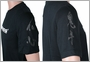 Megabass Pima Tech T-Shirt Black