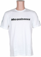 Megabass Pima Tech T-Shirt White
