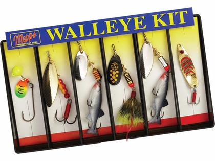 Mepps Walleye Kit K6A