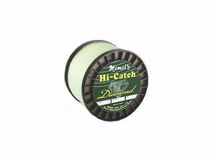 Momoi 11060 Hi-Catch Diamond 60Lb. 1000Yds Brilliant Blue