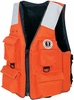 Mustang MV3128 T2 4-Pocket Flotation Vest w/ SOLAS Tape