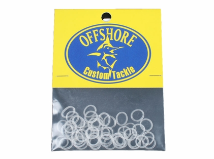 Offshore Custom Tackle Rigging Rubber Bands
