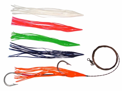 Offshore Custom Tackle Shark Rigs