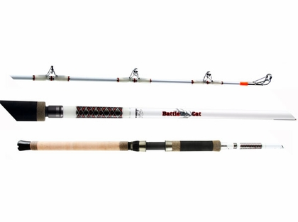 Okuma BC-C-762H Battle Cat Casting Rod