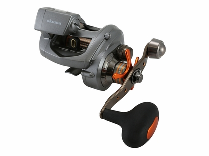 Okuma CW-354D Coldwater 350 Low Profile Line Counter Reel