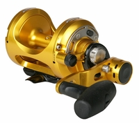 Okuma MK-15II-TDC Makaira 2-Speed Lever Drag Reel with TDC Drag Cam