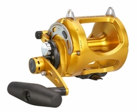 Okuma MK-30II-TDC Makaira 2-Speed Lever Drag Reel with TDC Drag Cam