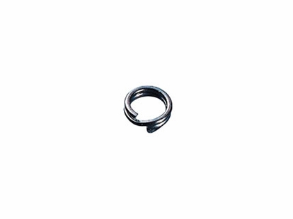 Owner Hyperwire Split Ring Stainless Black Chrome