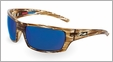 Pelagic 1040 The Mack Sunglasses Oak/Cobalt