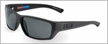 Pelagic 1050 Fish Whistle Sunglasses Matte Black/Grey