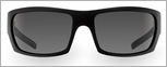 Pelagic 1080 Twin Diesel Sunglasses Matte Black/Grey