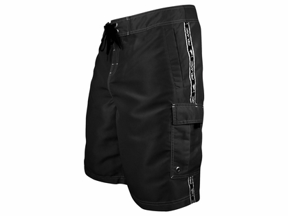 Pelagic 201 Blackfin Shorts Black