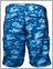 Pelagic 265-BC International Short Blue Camo