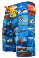 Pelagic 4Tek Shorts Collage