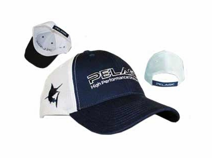 Pelagic 545 Offshore Cap Blue/Marlin