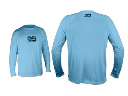 Pelagic 765-LB Aquatek LS SPF Shirt