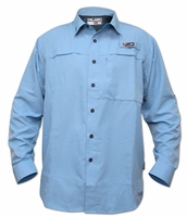 Pelagic 795-LS-A Eclipse SPF Guide LS Shirt