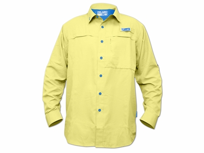 Pelagic 795-LS-Y Eclipse SPF Guide LS Shirt