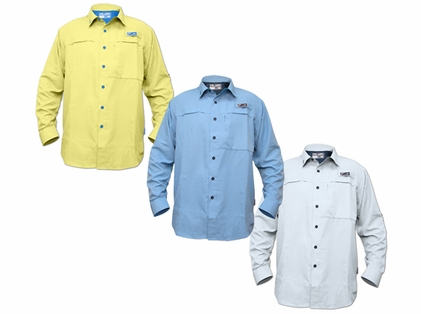 Pelagic LS Eclipse SPF Guide LS Shirts