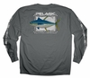 Pelagic OCP Tribal Ahi Long Sleeve Shirt