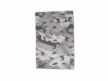 Pelagic SPF Fish Camouflage Grey Sunshield