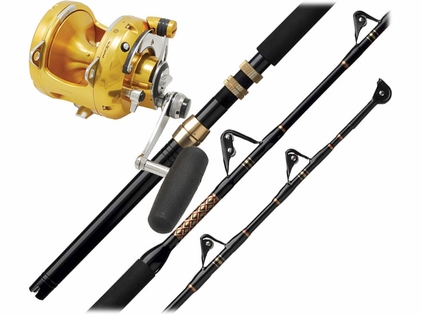 Penn 50VSX/VS3080ARA56 VSX Reel and Rod Combo