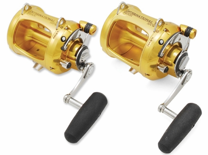 Penn International V Single Speed Series Reels