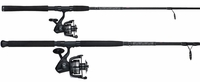 Penn PURII6000802MH Pursuit II Spinning Combo