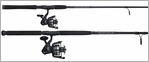 Penn PURII8000701H Pursuit II Spinning Combo