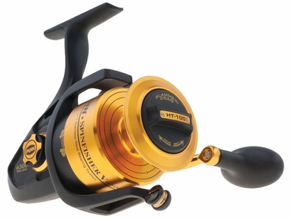 Penn SSV6500BLS Spinfisher V Bail-less Spinning Reel