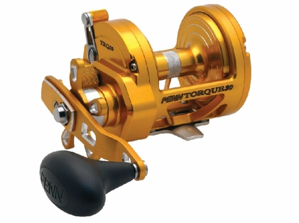 Penn TRQ12G Torque Star Drag Reel Gold