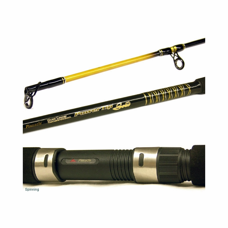 pinnacle powertip gold fishing rods | tackledirect, Reel Combo