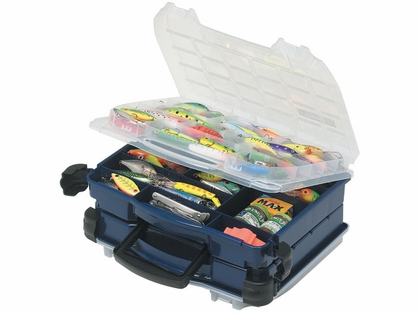 Plano 3952Double Cover 2 Sided Tackle Box