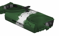 Point 65 Martini GTX Angler Kayak - Middle Piece