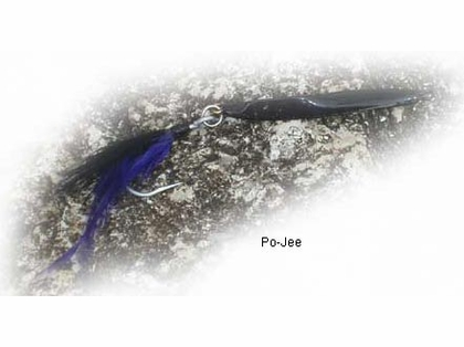 Point Jude Black Knight Lures